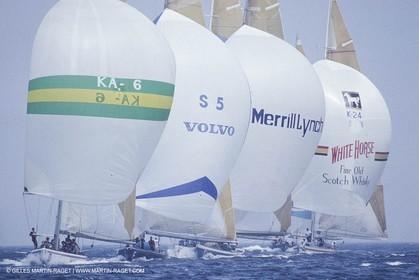 Sailing, Yacht Racing, 12 m JI