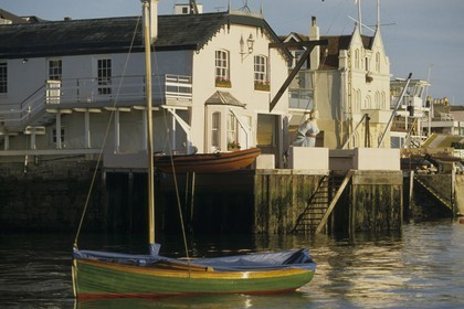 Destinations, Great Britain, Isle of Wight, Cowes