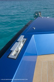 14 10 2008 - Cannes (FRA, 06) - Super yachts - motoryachts - Wally yachts - Wallypower 64