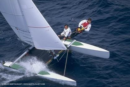 Sailing, Dinghies, Olympic Sailing, Tornado, Lepeutrec Douillard