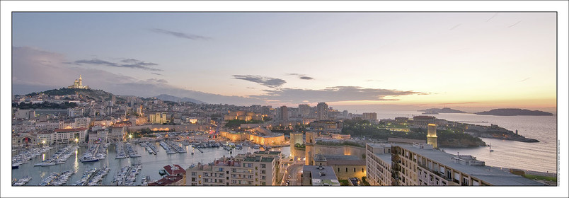 Marseille - Historical harbour