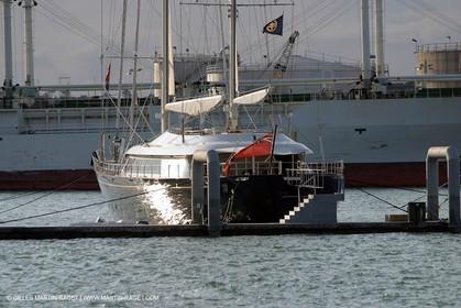 Perrini Navi - Sailing Yacht - Millenium Cup 2003