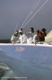 America's Cup, Fremantle 1987, Dennis Conner, Stars and Stripes 87