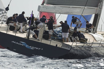 28 09 2015, Saint-Topez (FRA,83), Voiles de Saint-Tropez 2015, Day 1, Wally Yachts