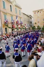 Var, Saint Tropez, (FRA,13) - Saint Tropez Bravade