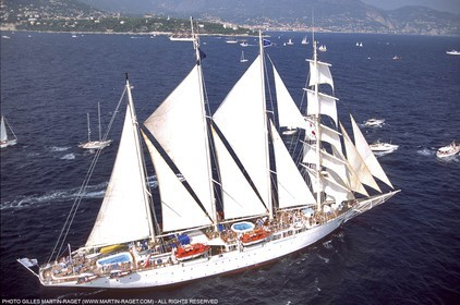 Sea Cloud - Tall ships