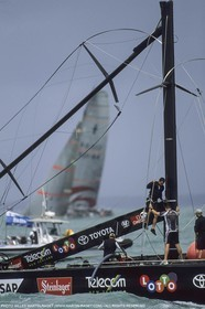 Yacht racing, 31st America's Cup 2003, Auckland (NZL)