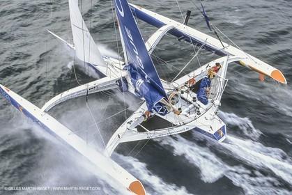 Sailing, Yacht Racing, Multihull, ORMA 60