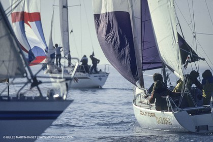 Sailing, Yacht Racing, misc, Winter Challenge, Antibes
