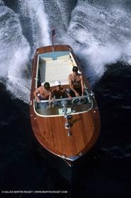 Monaco Classic Week Riva Aquarama