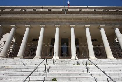 09 06 2012 - Aix en Provence (FRA,13) - Palais de Justice