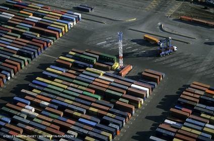 Container, Fos terminal
