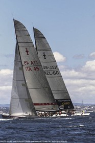 America's Cup - Auckland 2000  - final match