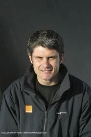 Orange II - 2004 Jules Verne Trophy - Florent Chastel