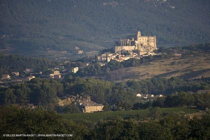 01 09 2007 - Le Barroux (FRA, 84) - Mount Ventoux area