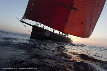 13 06 2015, Saint Tropez (FRA,83), Rolex Giraglia Prologue, SFS finish