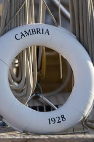 24 09 2006 - Cannes (Fr) - Régates Royales 2006 - Cambria