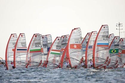 11 08 2008 - Qingdao (CHN) - 2008 Olympic games - Day 3