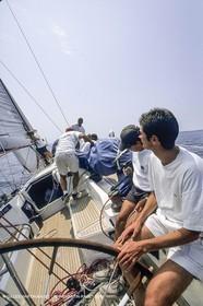 Sailing, Yacht Racing, Porquerolles Sailing Week, Porquerolles Island (Hyères, FRA)