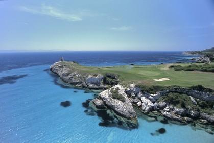 France, Corsica, Bonifacio Straight