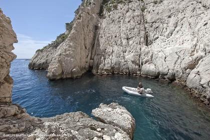 06 05 2009 - Marseille (FRA, 13) - Les Calanques - Calanque de Loule