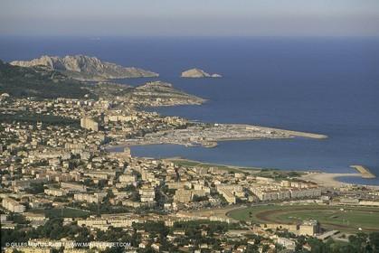 France, Provence, Marseille, quartiers,