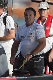 16 11 2010 - Dubai (UAE) - Dubai Louis Vuitton Trophy -  BMW ORACLE Racing Vs Synergy - David Blanchfield