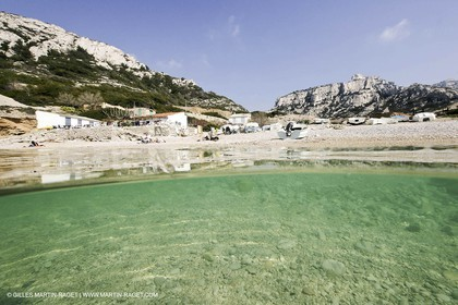 19 03 2009 - Marseille (FRA, 13) - Calanques - Marseilleveyre creek