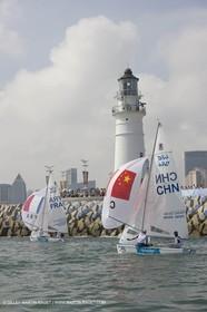 10 08 2008 - Qingdao (CHN) - 2008 Olympic games - Day 2