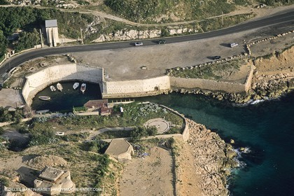 Marseille (FRA,13) - Les Calanques - Port de l'Escalette