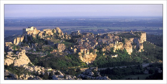 .LES BAUX E PROVENCE..Product: in house made quality print on 8 ultrachome colors Epson ink Jet printer...Available sizes: .. 50 x 100 cm.. 100 x 200 cm..Available papers: .. Standard 250 gr glossy paper print, black streak, white margin, no signature.. Top quality glossy 290 gr. paper, black streak, white margin, checked and signed by the author.. Fine Art print (signed, numbered, stamped, registered) on demand.. Other supports (Canvas, Acrylic, Metal) on demand..Packaging: cylindric reinforced tube..Shipping options: regular mail or Shipping company..Click on the basket icon to select your options and start the online ordering process.
