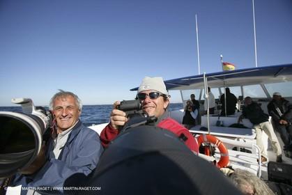 Thierry Martinez - Franck Socha - Malmö Act 6-7, Fleet Races, Day 2