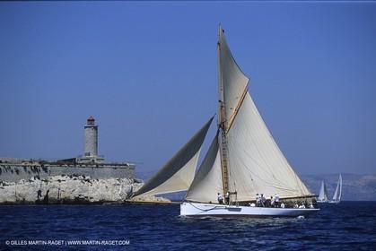 Partridge - Classic yahcts - 2004 Voiles du Vieux Port