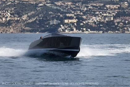 Monaco - March 2009 - Van Dutch test - Dutch motor yacht
