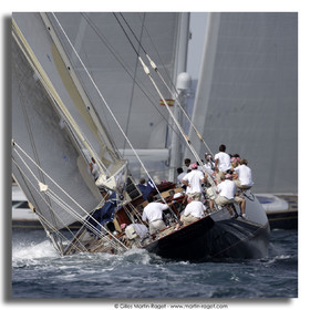 18 08 2007 - Palma de Mallorca (Spain) - The Super Yachts Cup - D2