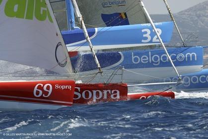 2003 ORMA Multihulls Championship - Marseille Métropole Grand Prix