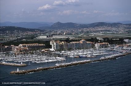Hyeres harbour (France)