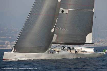 04 10 2009 - Villefranche (FRA,06) - Super Yachts, Wally Yachts - Wally 130