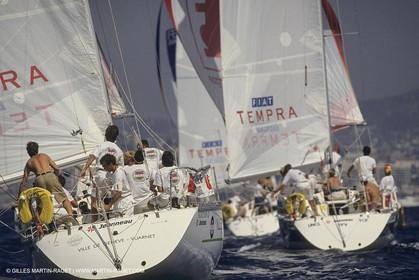 Sailing, Yacht Racing, Tour de France à la voile (Round France Sail Racing)