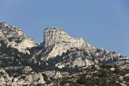 19 03 2009 - Marseille (FRA, 13) - Les Calanques - Pointe Calot