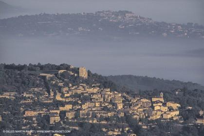 France, Provence, Lubéron, Lacoste
