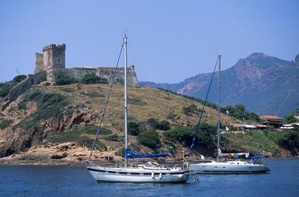 Destination - France - Corsica - Girolata