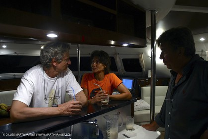 Eleuthera 60 by Fountaine-Pajot - Grenadines  Voile - Croisière - Repas