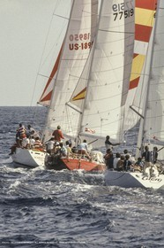 Sailing, Yacht Racing, SORC 81, Miami (USA, FL)