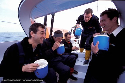 Orange 1 - Jules Verne Trophy 2001
