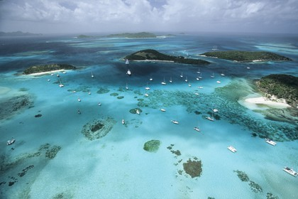 ANtilles, West Indies, Grenadines