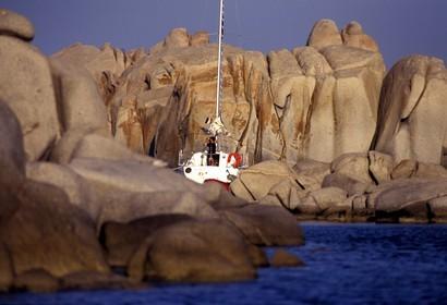 Frace - Corsica - Bonifacio Straight-Lavezzi