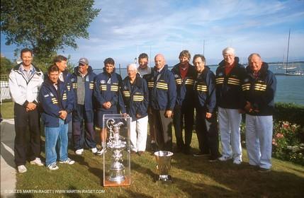 America's Cup Juile 2001