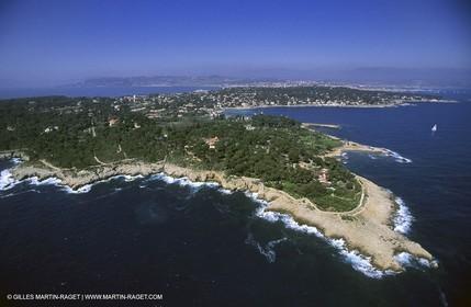 Antibes Cape.