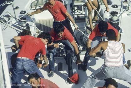 Sailing, Yach Racing, Maxi monohulls